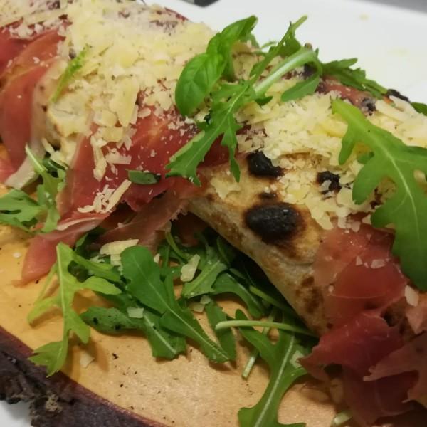 Pizza Il tronchetto